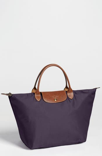 Longchamp 'Medium Le Pliage' Nylon Tote -