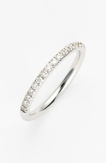 Bony Levy Stackable Large Straight Diamond Band Ring