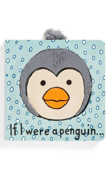 Infant If I Were A Penguin Board Book