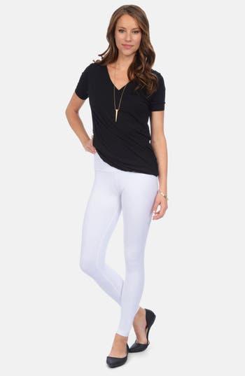 Lysse Control Top High Waist Leggings, White