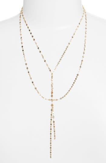 Women's Lana Jewelry 'Mega Blake' Lariat Necklace