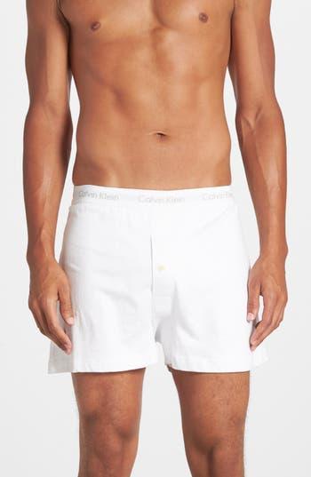 Calvin Klein 3-Pack Cotton Boxers