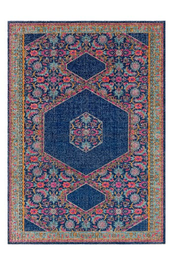 Surya Home Tessera Classic Rug, Size Swatch - Blue