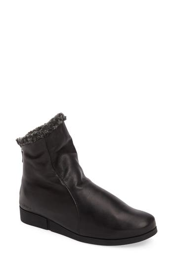 Arche Ceyla Faux Shearling Lined Bootie