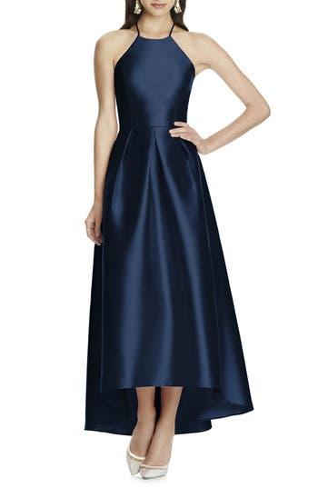 Alfred Sung Midnight Womens Dress Nordstrom