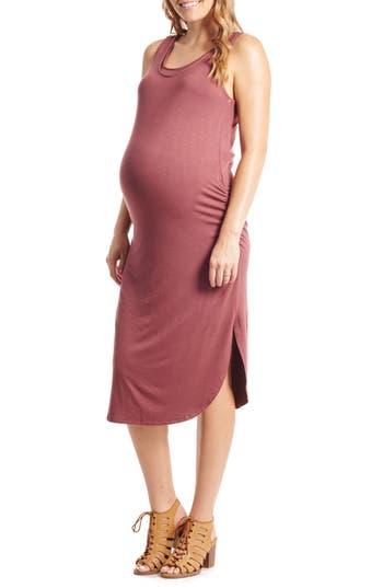 Everly Grey Demi Maternity/nursing Dress
