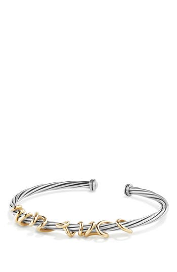David Yurman Whispers I Love You Bracelet