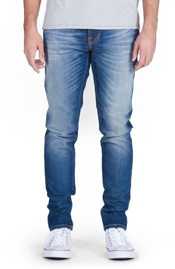 Nudie Jeans Lean Dean Skinny Slouchy Fit Jeans