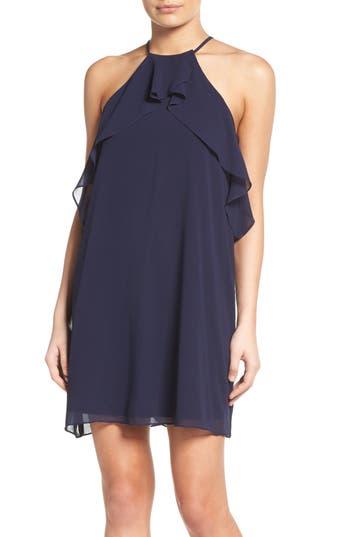 Women's Nsr Ruffle Shift Dress