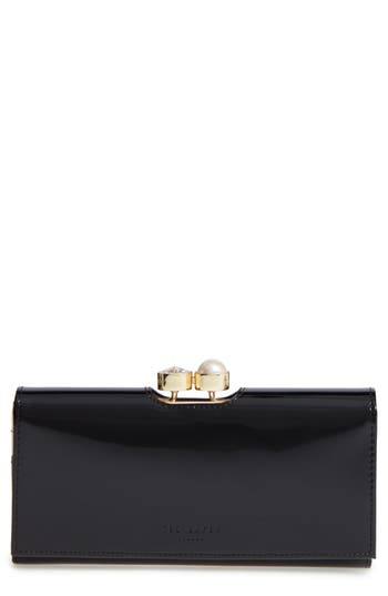 Ted Baker London Leather Matinee Wallet -