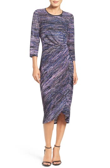 Women's Maggy London Faux Wrap Dress