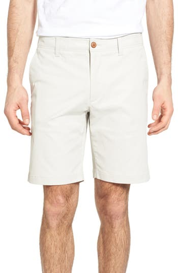 Tailor Vintage Performance Chino Shorts, Grey