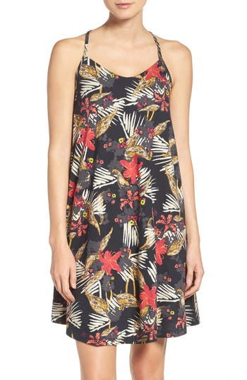 Patagonia Edisto A-Line Dress, Black