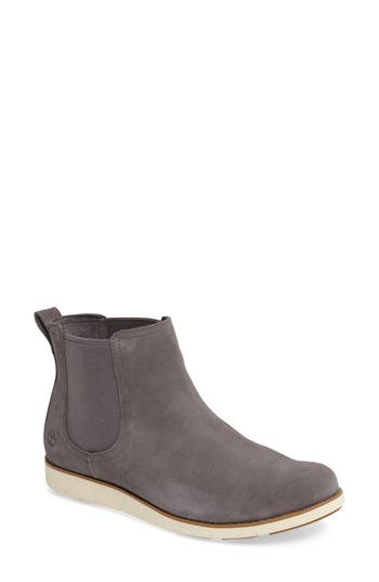 Women's Timberland Lakeville Chelsea Boot, Size 6.5 M - Grey
