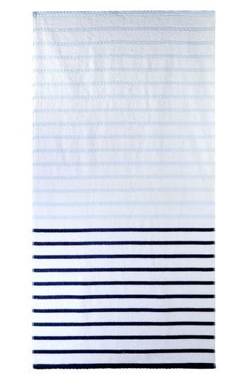 Dkny Stripe Bath Towel, Size One Size - Blue