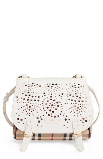 Burberry Baby Bridle Crossbody Bag -