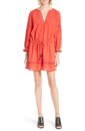 Rebecca Minkoff Aulani Shift Dress, Red