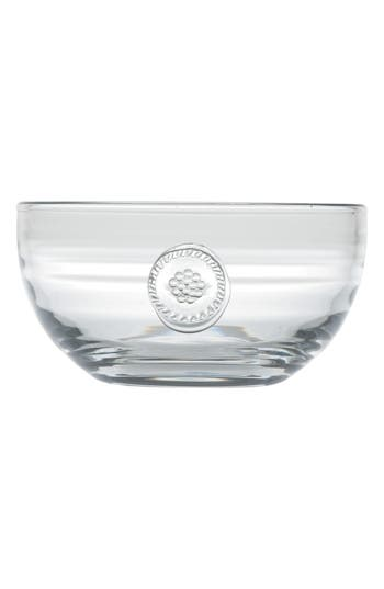 Juliska Berry & Thread Small Glass Bowl, Size One Size - White