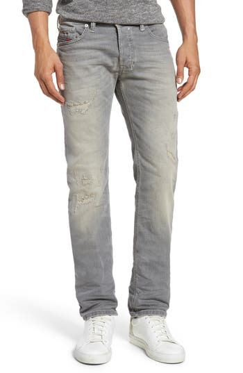 Diesel Safado Slim Straight Leg Jeans