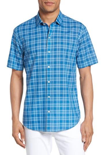 Men's Zachary Prell Kirchner Plaid Sport Shirt