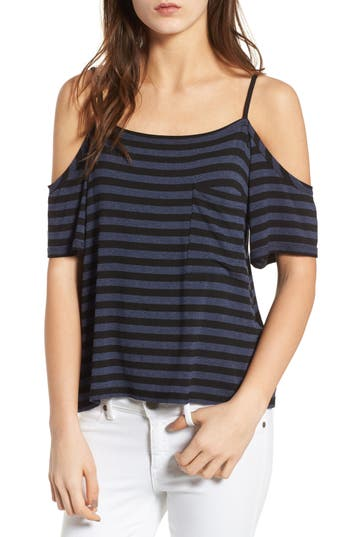 Bailey 44 Bail Out Stripe Top