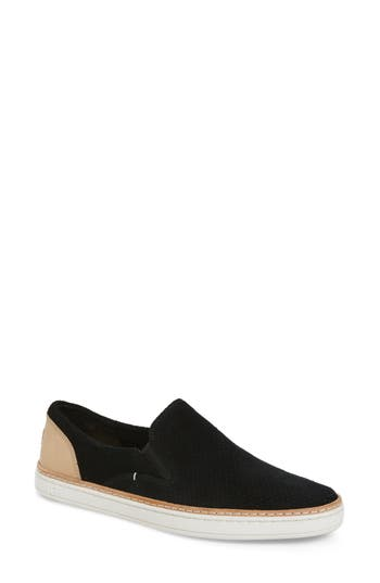 Ugg Adley Slip-On Sneaker, Black