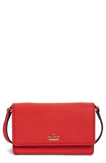 Kate Spade New York Cameron Street - Arielle Crossbody Bag - Red