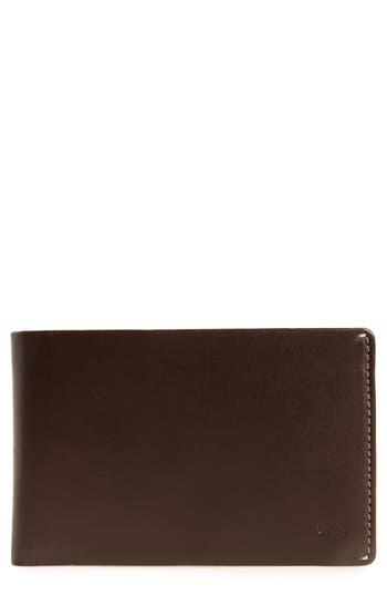 Bellroy Rfid Travel Wallet - Brown