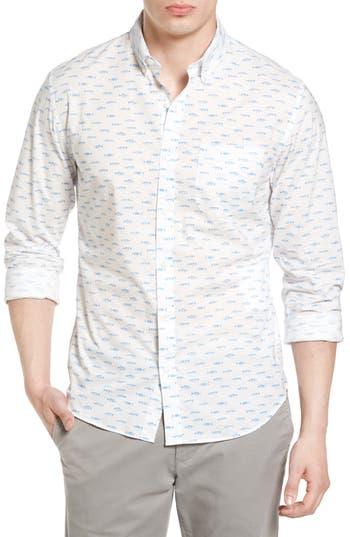 Men's Bonobos Slim Fit Summerweight Print Sport Shirt