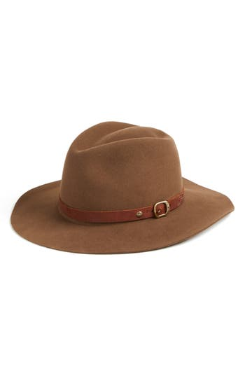 Women's Frye Campus Wool Fedora - at NORDSTROM.com