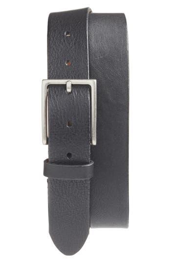 BOSCA | Men's Bosca The Sicuro Leather Belt | Goxip