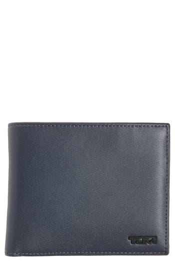 Tumi Delta Passcase Id Wallet - Blue