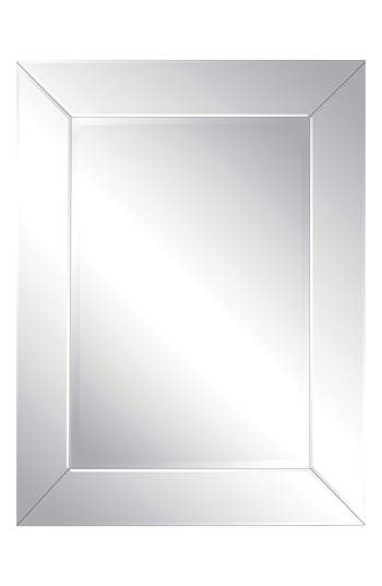 Renwil Tribeca Mirror, Size One Size - White