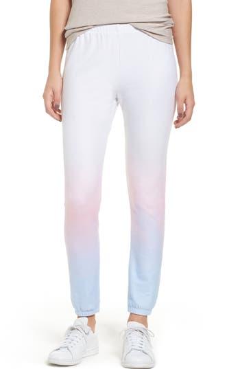 Women's Wildfox Aura Gradient Sweatpants, Size X-Small - None