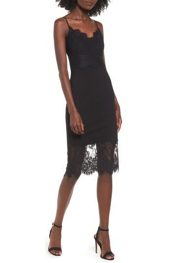 Women's Leith Lace Trim Slipdress