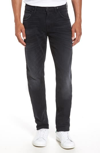 Hudson Jeans Blake Slim Fit Jeans, Grey