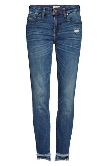Women's Bp. Step Hem Skinny Jeans