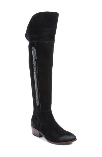 Latigo Sabine Knee High Boot, Black
