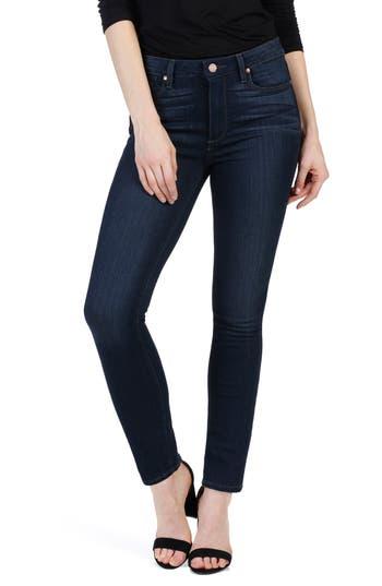 Paige Transcend - Skyline Skinny Jeans, Blue