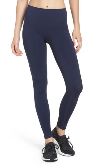 Lndr Compression Leggings, Blue