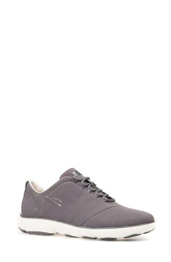 Geox Nebula Slip-On Sneaker, Grey