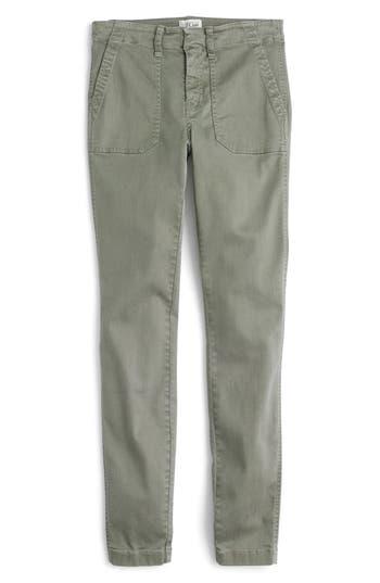 J.crew Skinny Cargo Pants, Grey
