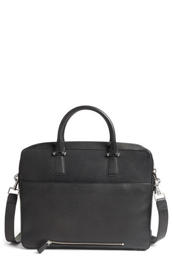 Cole Haan Washington Grand Briefcase - Black