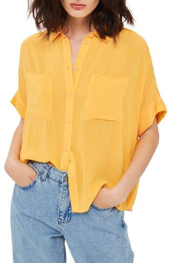 Women's Topshop Joey Shirt
