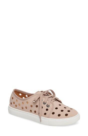 Corso Como Rasta Perforated Sneaker, Pink