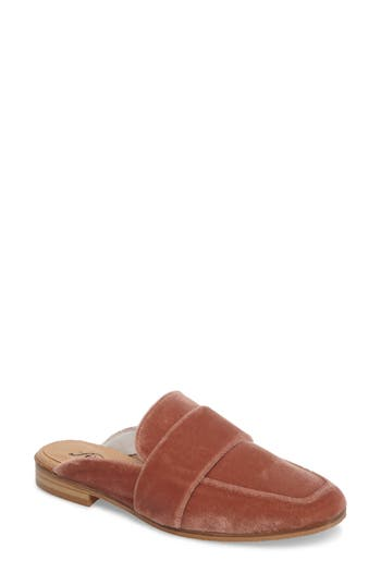 Free People At Ease Loafer Mule - Pink