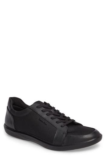 Calvin Klein Macabee Sneaker, Black