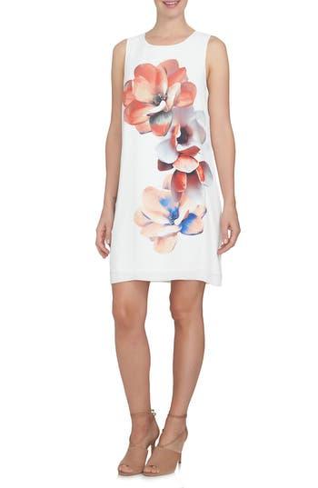 Cece Garden Bloom Shift Dress