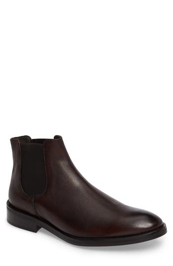 To Boot New York Finn Chelsea Boot- Brown