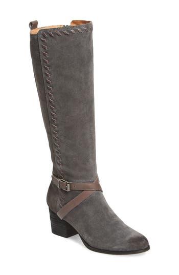 Corso Como Hoffman Knee High Boot- Grey
